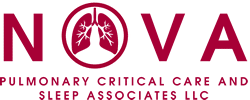 NOVA Pulmonary Critical Care and Sleep Associates LLC Logo